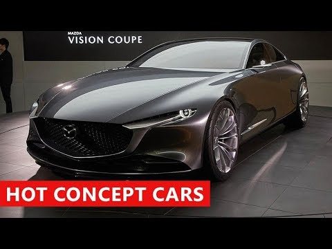 New Amazing Cars Debut At Tokyo Motor Show Best Concept - Tokyo car show 2018