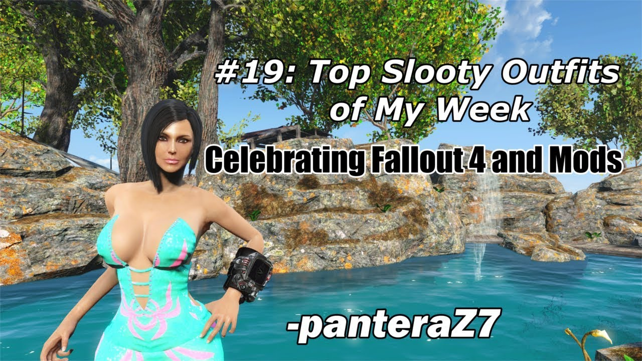 19: Top Slooty Outfits of My Week/ Celebrating Fallout 4 and