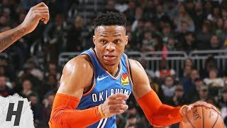 Oklahoma City Thunder vs Milwaukee Bucks - Full Highlights | April 10, 2019 | 2018-19 NBA Season