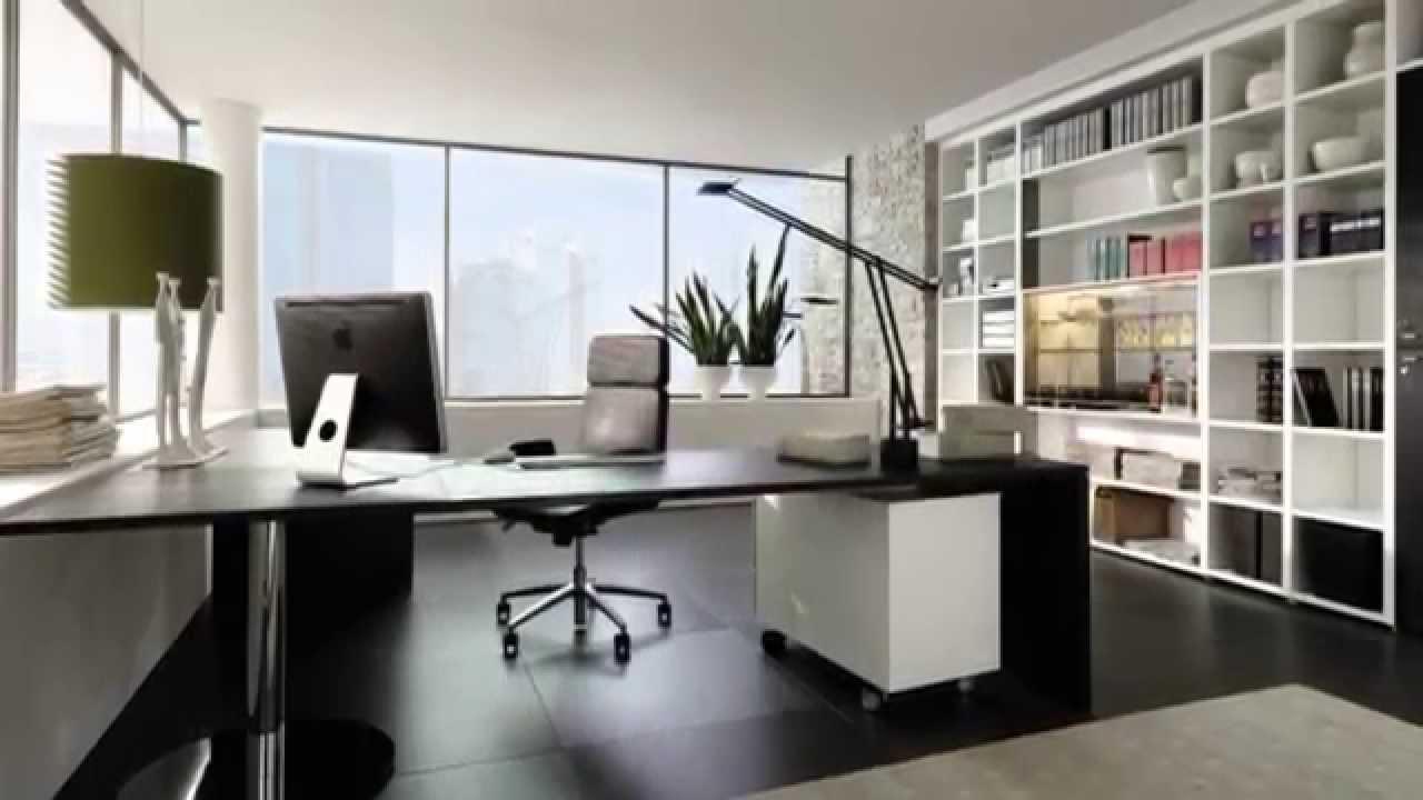 Credenza Moderna Para Oficina : Diseño de muebles oficina catalogo youtube