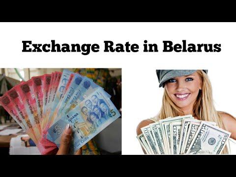 Belarus Exchange Rate / Belarusian Ruble | Currency Exchange Rate In Belarus | Belarus Money