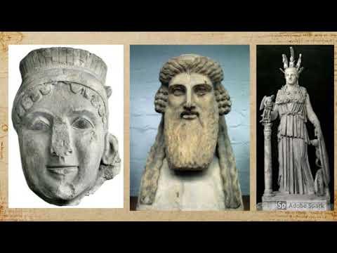 Greek Mythology Mini Documentary