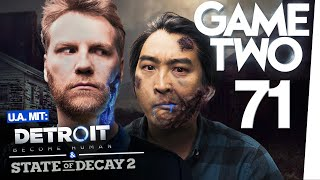 Detroit: Become Human, State of Decay 2, Ausgegraben: Star Wars Ep. 1: Racer | Game Two #71