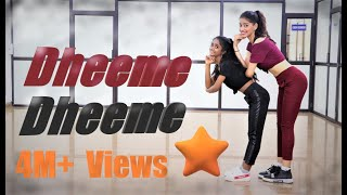 DHEEME DHEEME  Tony Kakkar ft. Neha Sharma  Best song 2019  Kashika Sisodia Choreography