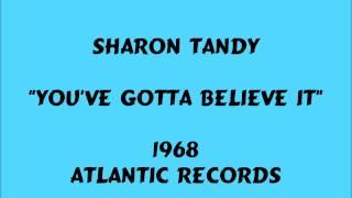Sharon Tandy - You