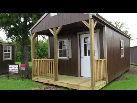 Repeat Derksen Portable Finished Cabins at Enterprise Center by