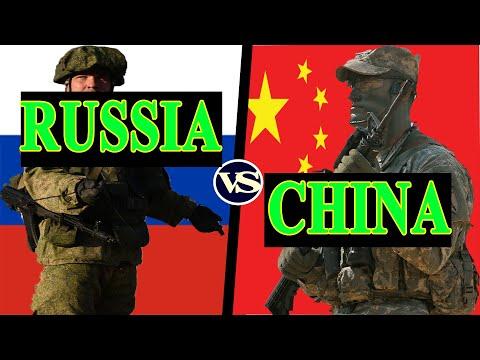 China Vs Russia Military Power Comparison 2020 (Latest Update)