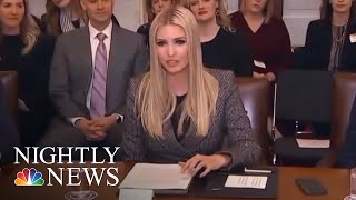 Ivanka Trump Under Investigation For Using Private Email Account | NBC Nightly News