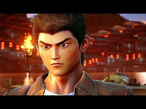 В магазине Xbox появилась дата выхода Shenmue и Shenmue II