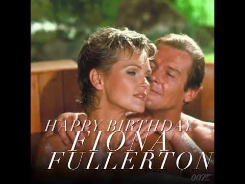 HAPPY BIRTHDAY FIONA FULLERTON