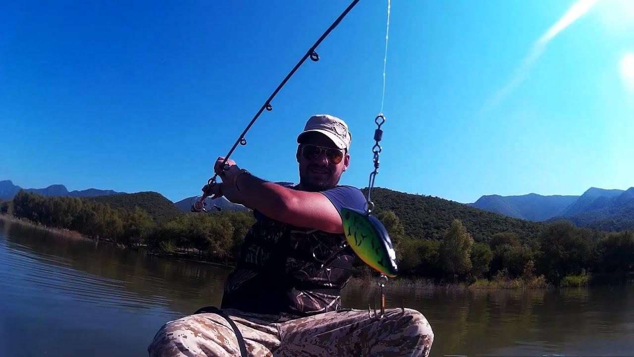 Fishing in la boca lake with intex seahawk youtube for Boca raton fishing report