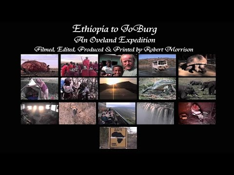 Ethiopia to South Africa by Truck