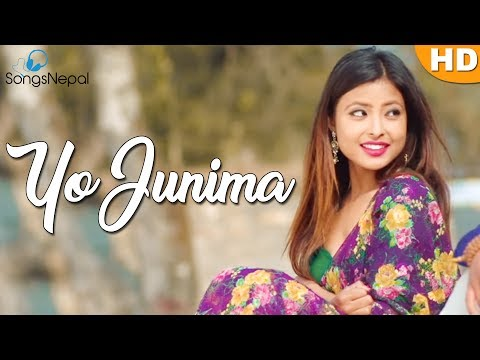 Yo Junima - Melina Rai & Nima Dong Ft. Kristina Thapa   New Nepali Adhinik Song 2017