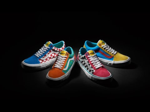 8ab0e28f0aac8e WHERE TO BUY THE 2015 GOLF WANG VANS - YouTube