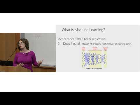Jennifer Listgarten: CRISPR Bioinformatics - Machine learning predictive models for guide design