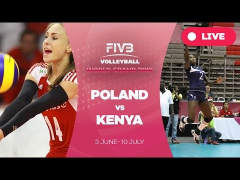 Poland v Kenya - Group 2: 2016 FIVB Volleyball World Grand Prix