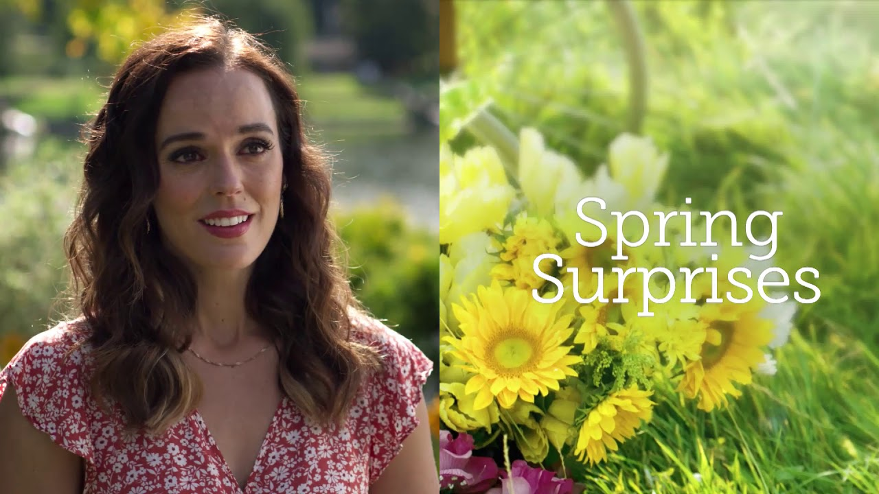 Hallmark Channel's Spring Fling On W Network is Where True Love Blossoms