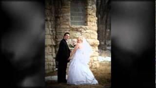 Winter Wonderland Wedding: Photos Edge Kansas City Wedding Photographers
