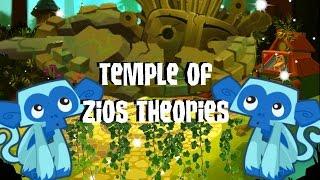 animal jam temple of zios conspiracy theories