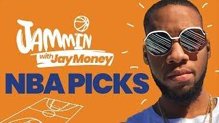 Nets vs 76ers + Trail Blazers vs Rockets NBA Picks & Betting Previews | Jammin with Jay Money