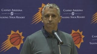 Phoenix Suns fire head coach