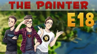 The Painter E18 - Una conta altissima! con St3pny e Vegas