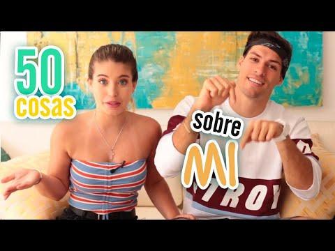 50 COSAS SOBRE MI - FLAVIA Y PATO