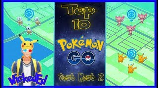 Best Pokemon Go Nests 2019 - Travel Online