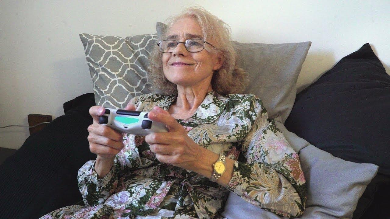 Znalezione obrazy dla zapytania babcia