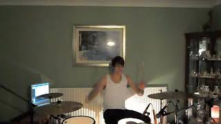 Drummer1nick1 - deaf havana the world or nothing - Drum cover