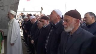 Zapętlaj Mehmet Okuyan Hoca Cenaze Namazında Helallik Alıyor... | Seyfi GÖKTEKİN