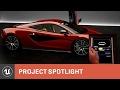 McLaren Automotive: The Design Process i