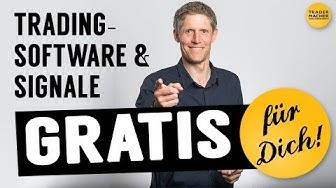 Meine Trading-Software & Signale gratis für Dich!