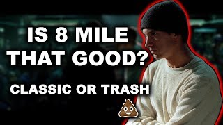 Is Eminem's 8 Mile The Best Hiphop Movie?