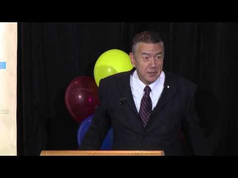 National Mentoring Symposium - Opening Keynote Tom Jackson ( Nov. 5, 2013 )