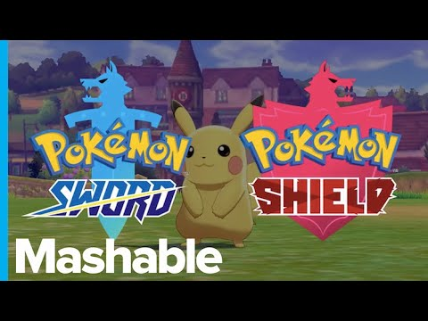 Pokemon Sword And Pokemon Shield Have Been Revealed