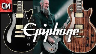 Epiphone Bjorn Gelotte & Koa Les Paul Custom Pro ( at thomann )