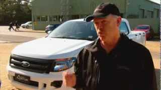 2013 australia's best cars -  best dual cab ute - ford ranger xl 3.2 (d) - test and review