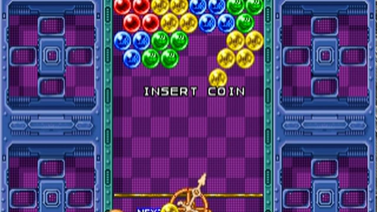 puzzle bobble taito per pc