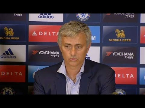 Chelsea 2-2 Swansea - Jose Mourinho Post Match Press Conference