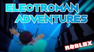 COMPLETING ELECTROMAN ADVENTURES!!! | Flood Escape 2 on Roblox #41