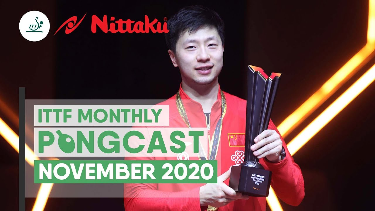 Download November 2020 | Table Tennis Pongcast by Nittaku