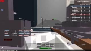 Call of Robloxia 5: Roblox at War: Episode 3 DANG ICEMANKILLER