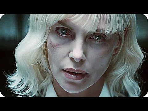ATOMIC BLONDE RedBand  2017 Charlize Theron James McAvoy Movie