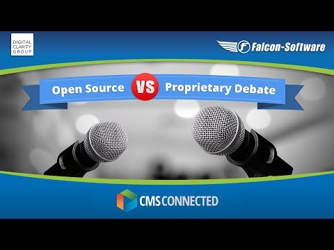 Open Source Software vs Proprietary