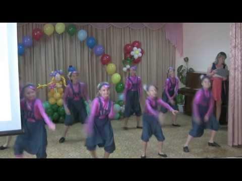 Концерт Детский дом Курск 01 06 2013