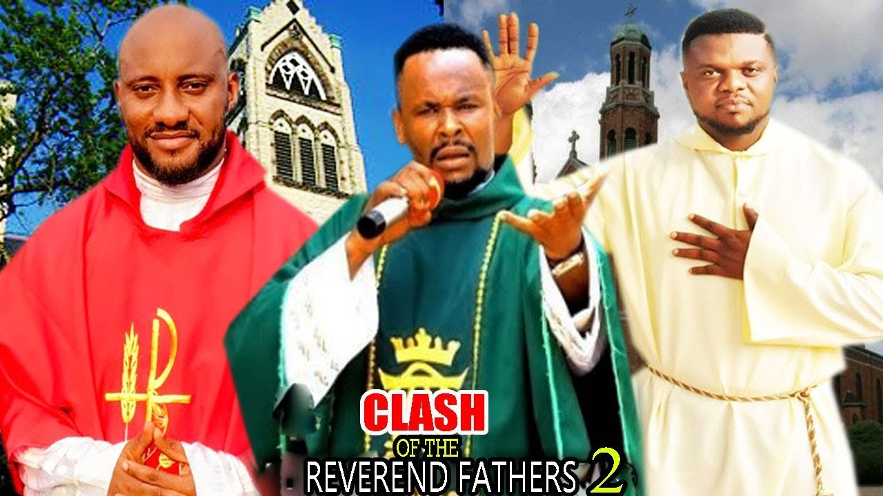 Download Clash Of The Reverend Fathers Season 2 - 2020 Latest Nigerian Nollywood Movie.