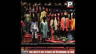 Le 18:18 - Marseille : tout savoir sur Unzipped, l'expo des Rolling Stones à l'Orange Vélodrome