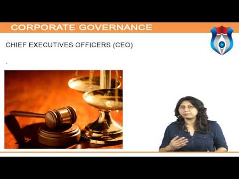 CORPORATE GOVERNANCE new