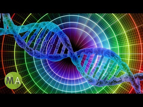 528Hz Miracle Tone DNA Repair, Healing Frequency, Solfeggio,